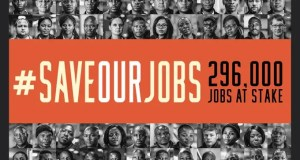 Save our jobs campaign