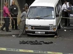 Taxi killings