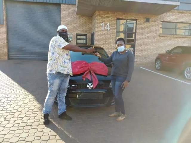 Tebogo Masoko, brother-in-law of alleged UIF crook Tshepang Phohole, bought a second-hand Golf GTI days after Phohole received a large payout from the UIF that was meant for a company