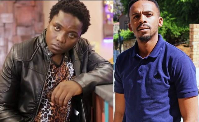 Thulani Shange and Sizwe Khumbuza