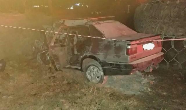 West Rand crash