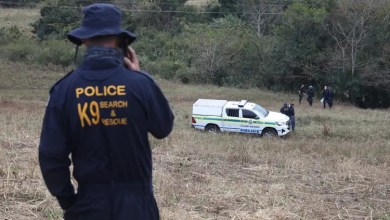 Photo of 2 men taken in for questioning over Mthwalume murders