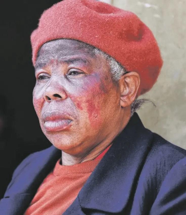 Gogo Khabonina Mkhonza