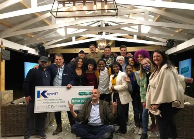 Le Roux family wins Kwarantyn