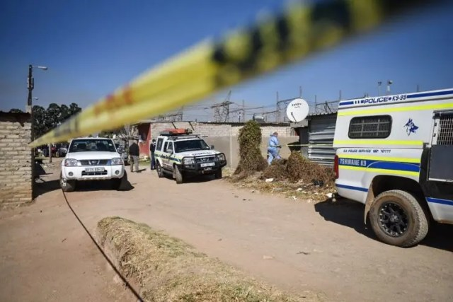 Police comb Olievenhoutbosch yard for bodies after murder confession