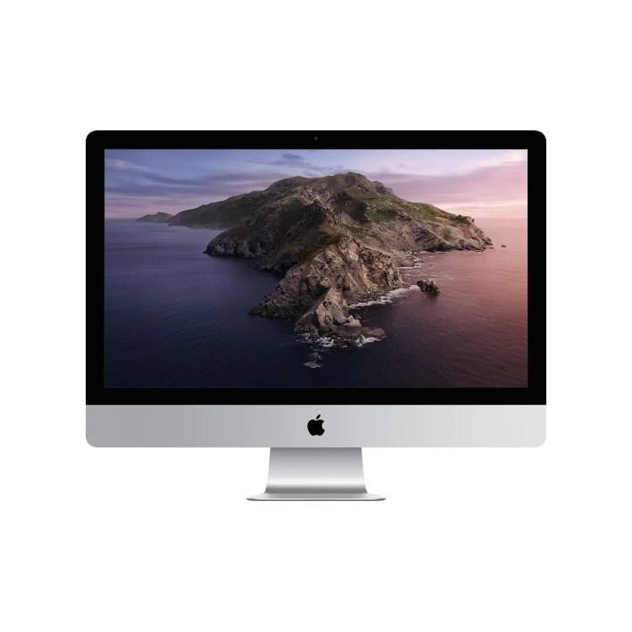 27-inch iMacs