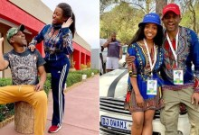 Photo of The King and his beautiful Princesses – Arthur Mafokate