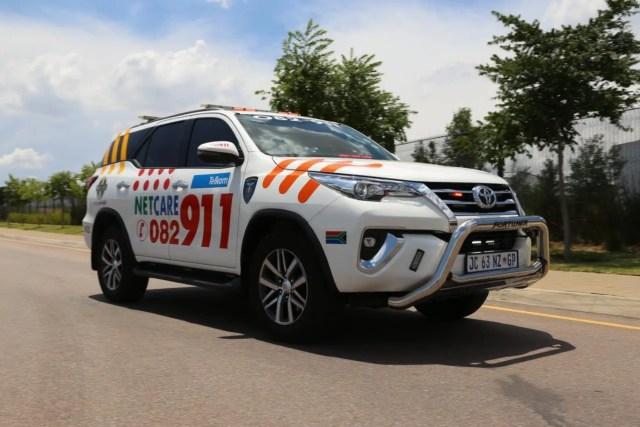 Cash in transit guard injured in Pretoria shooting