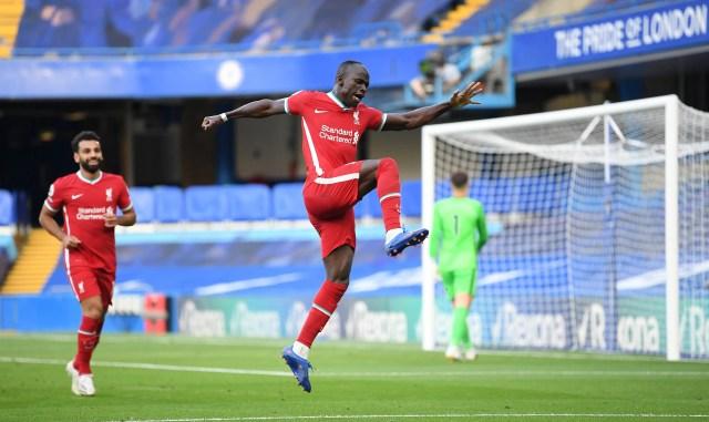 Chelsea 0 - 2 Liverpool