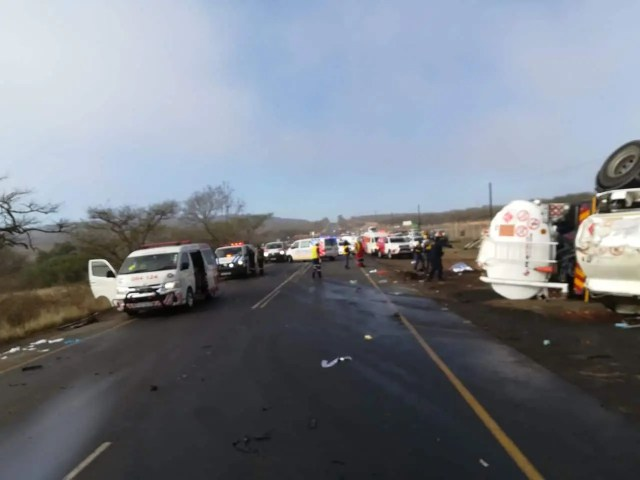 Greytown Accident