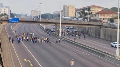Mkhonto Wesizwe Military Veterans bring parts of Durban to standstill