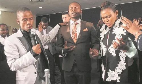 Pastor Mboro and Shepard Bushiri