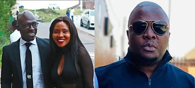 Peterson Siyaya and Gigaba