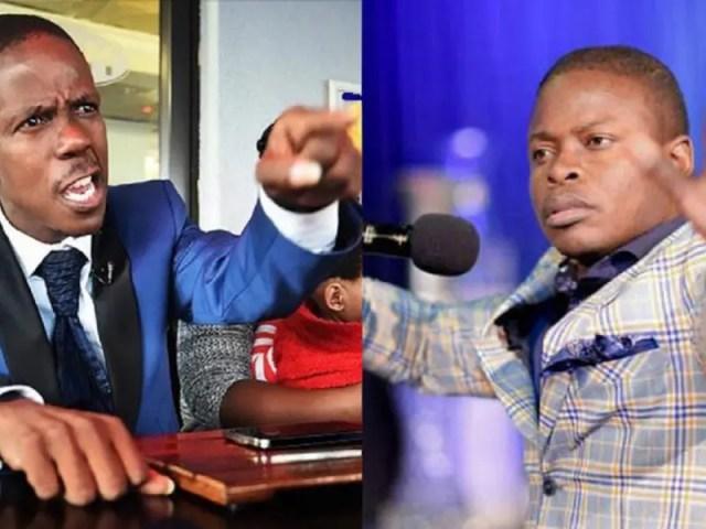 Prophet Bushiri VS Prophet Mboro