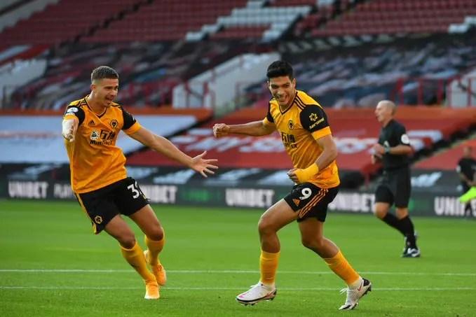 Sheffield United 0 - 2 Wolverhampton Wanderers
