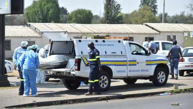 Taxi patrollers killed in hail of bullets in Soweto