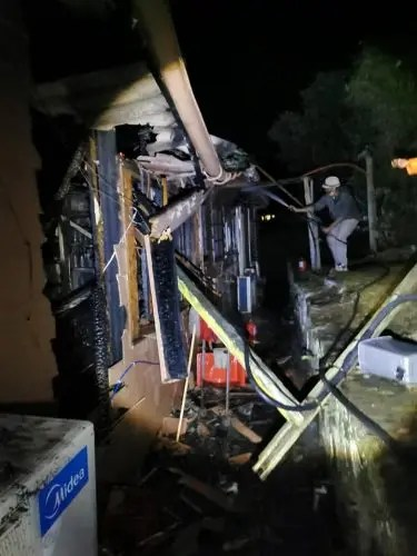 Tsitsikamma Park shop destroyed in fire