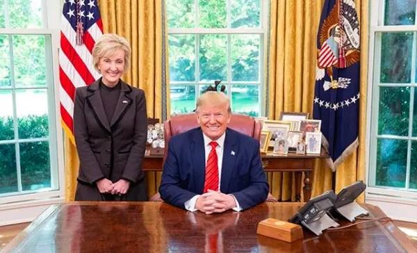 US AmbassadorLana Marks