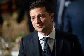 Ukraine leader
