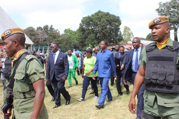 Elections should not divide us says President Edgar Lungu
