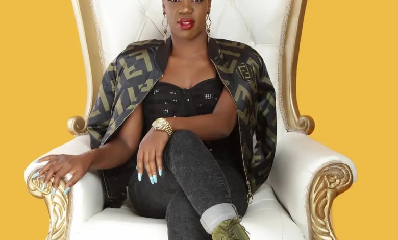 Ruth Matete has a few requests ,being back on social media