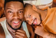 Aaron Moloisi and Innocent Matijane
