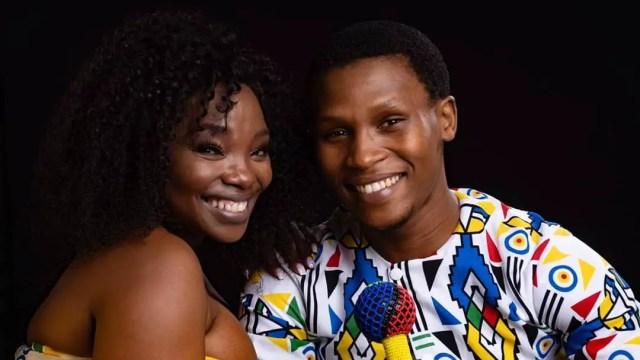 Nompilo Maphumulo and Sandile Dladla