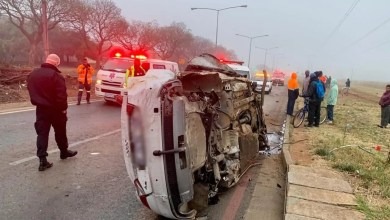 One dead, two injured in collision