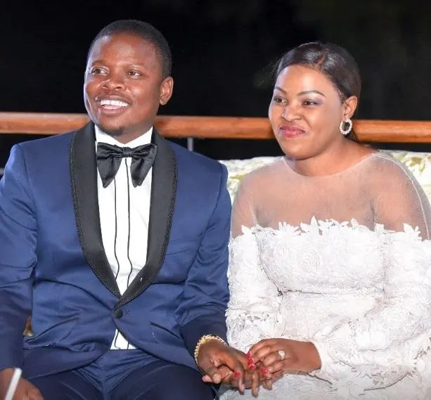 Prophet Bushiri and Mary
