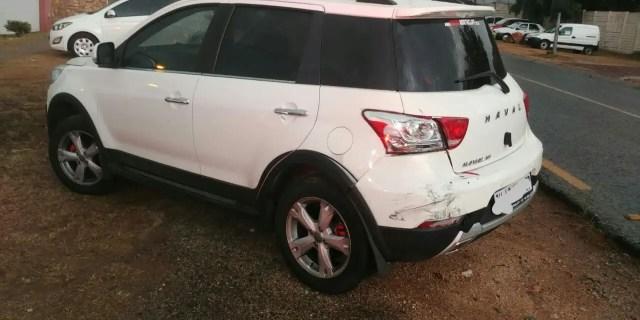Thirteen injured in Randburg collision