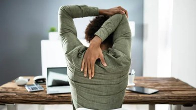 Tips to Save Your Posture