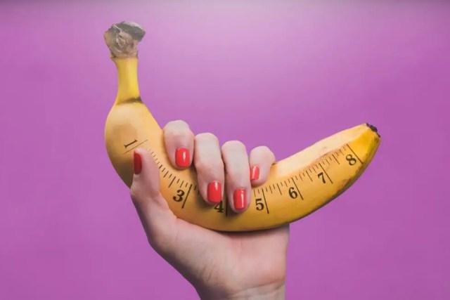 penis banana anaconda