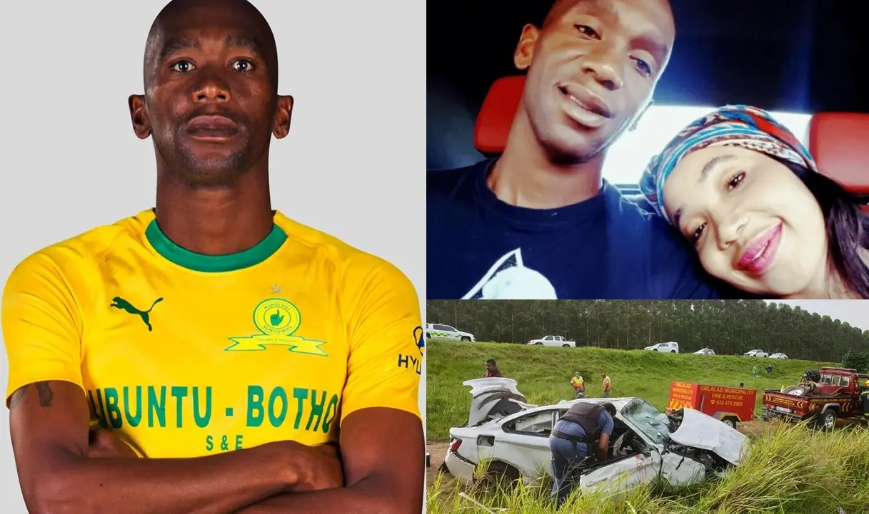 He Was Depressed By His Ex Girlfriend Mshoza S Death Close Friend Speaks On Anele Ngcongca S Fatal Car Accident News365 Co Za