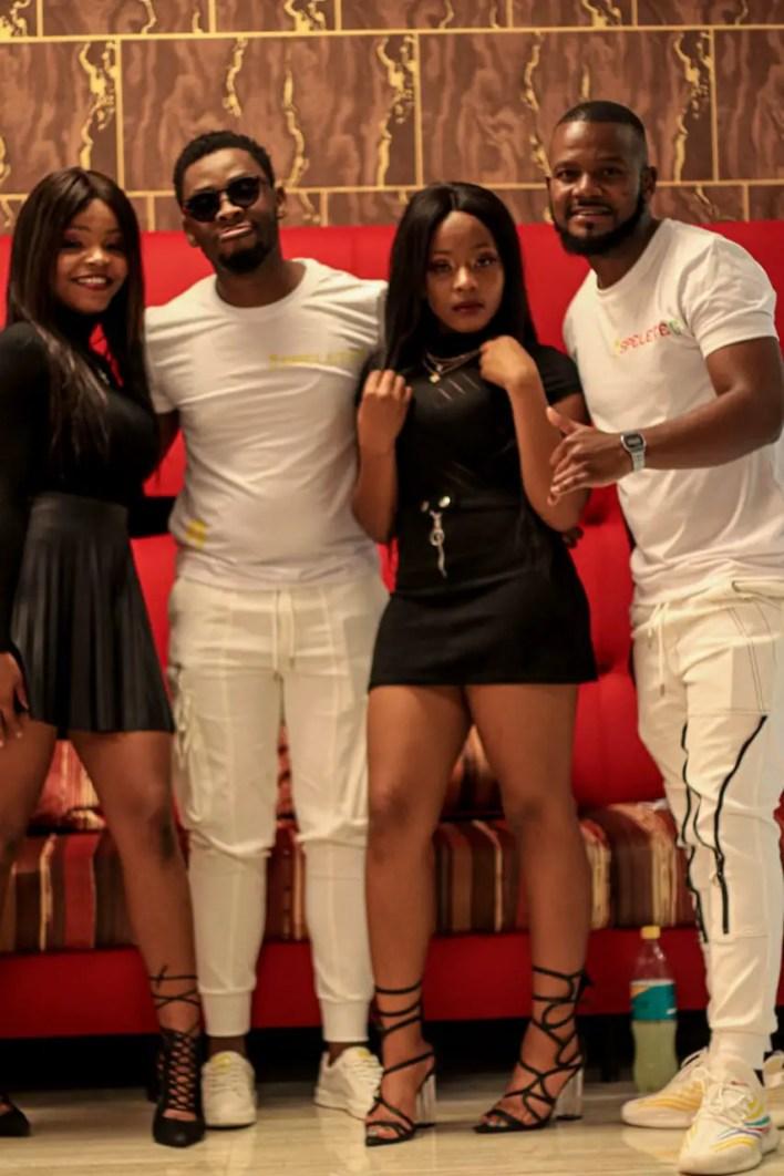 Arianna Katt and Wiseman Mncube