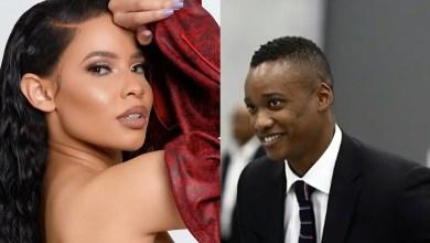 Duduzane Zuma and Thuli Phongolo