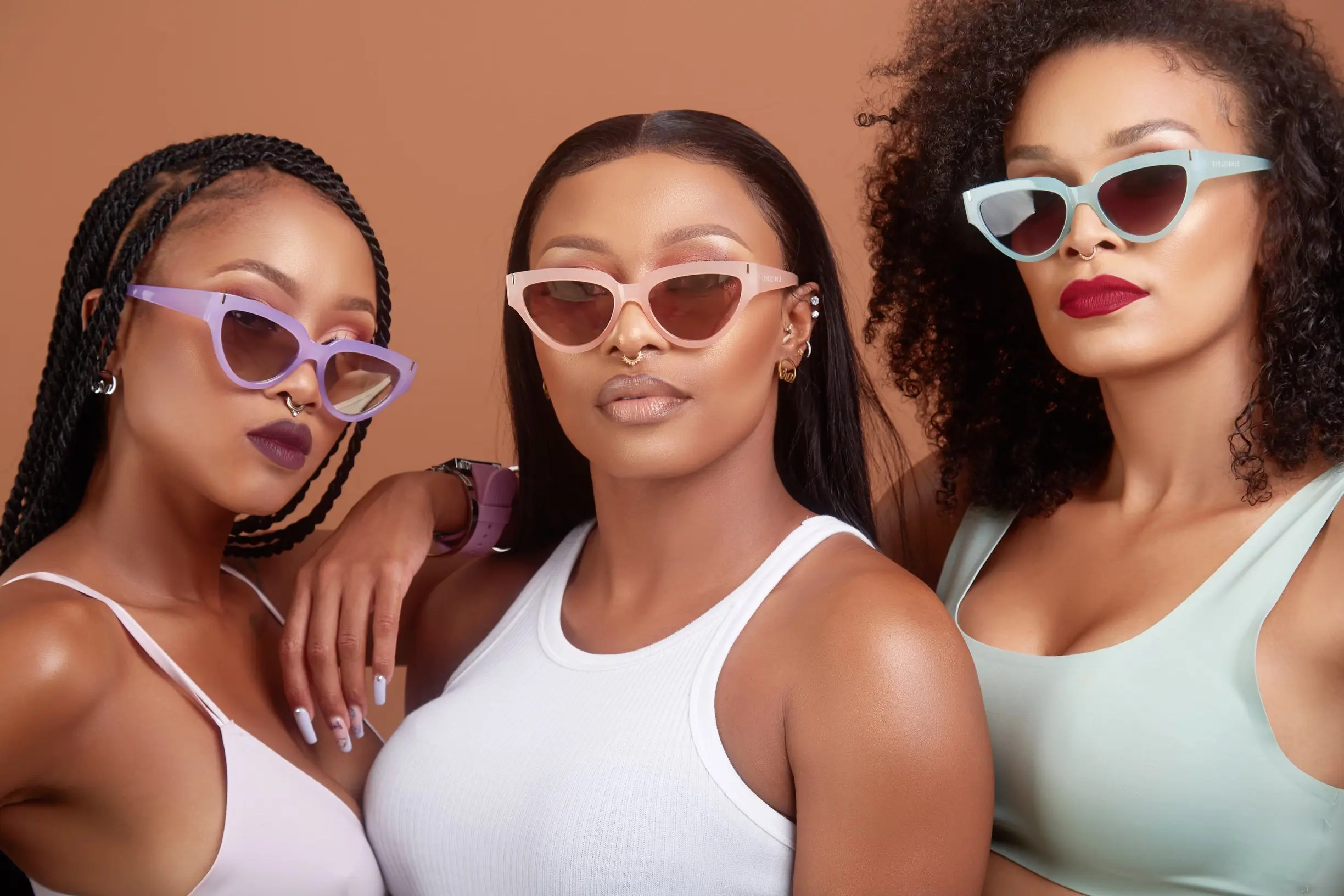 Image result for dj zinhle and kairo wearing shades