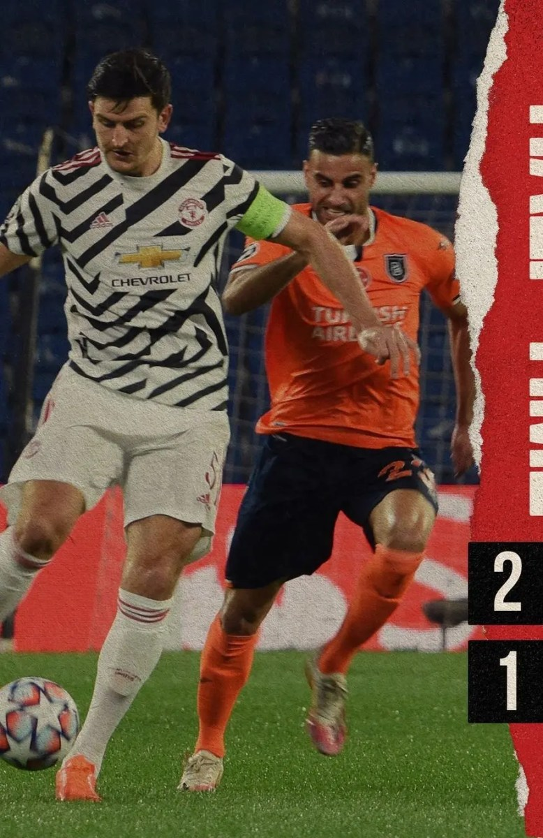 Download Manchester United Basaksehir Meme