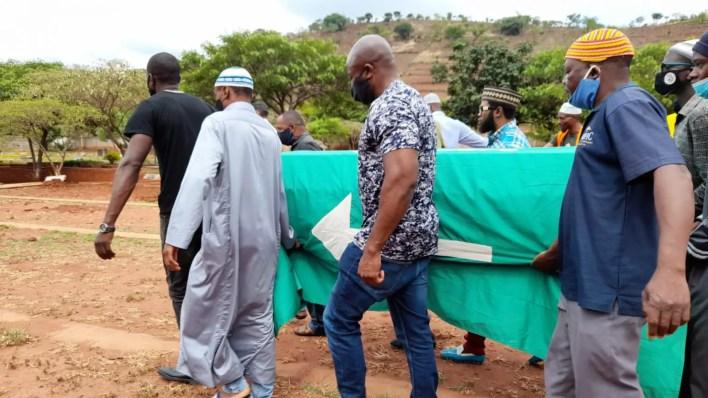 Moana funeral