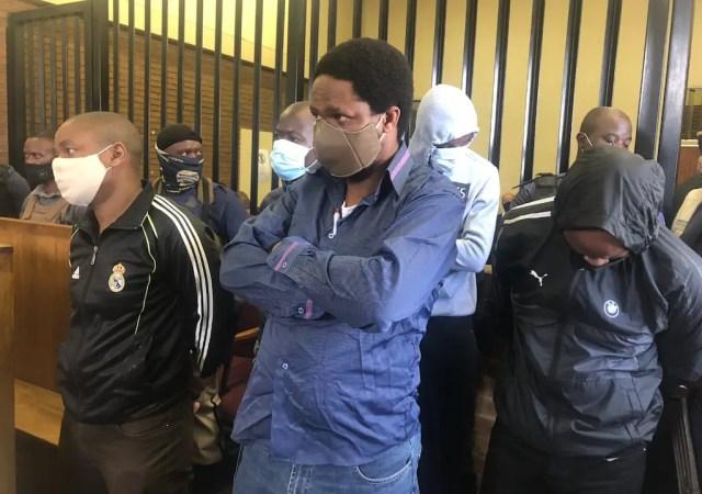 Senzo Meyiwa murder suspects