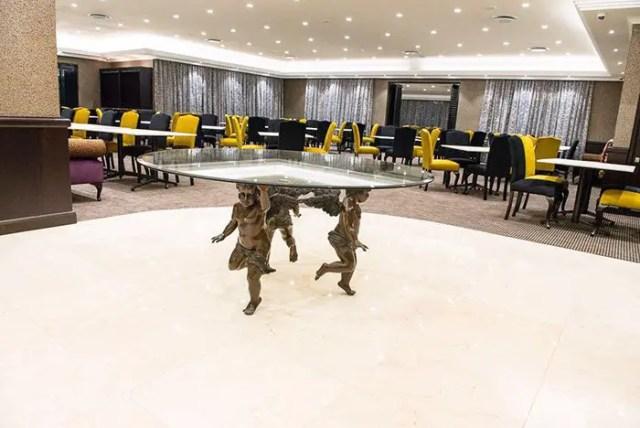 Shepherd Bushiri SB Hotels