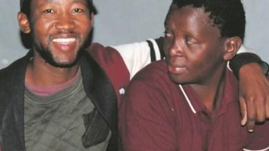 Siya Hulana and her Ben 10 Mpumzi Mpoposho