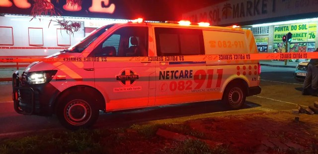 Three injured in Krugersdorp crash