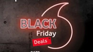 Vodacom Black Friday 2020 deals