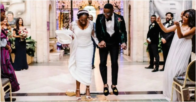 Woman gets married 3 months after being dumped by her boyfriend