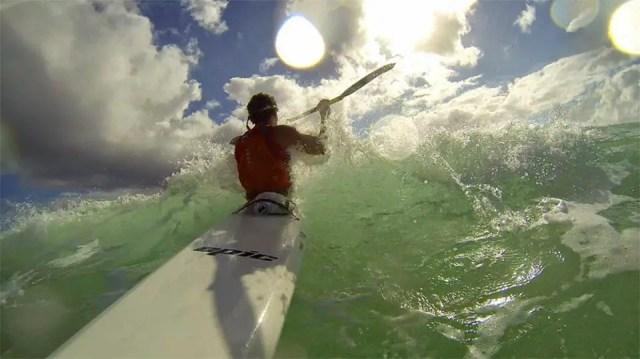 surf-ski ace