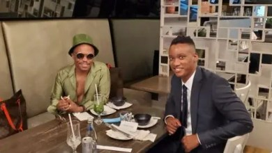 Duduzane Zuma and Somizi