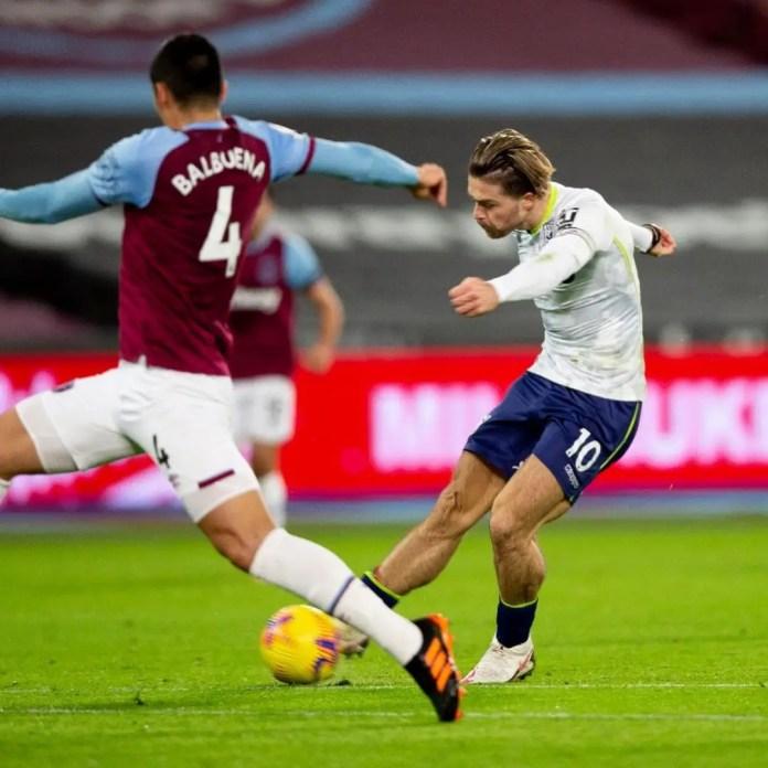 West Ham 2 – 1 Aston Villa