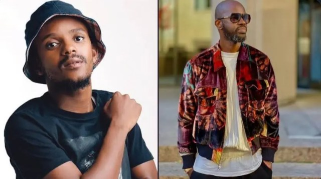Kabza De Small and DJ Black Coffee