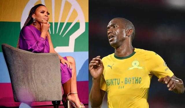 Masechaba Ndlovu and Anele Ngcongca