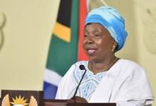 Nkosazana Dlamini-Zuma